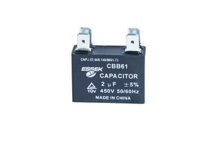 CAPACITOR DO MOTOR MIDEA CARRIER 42MMQA12F5