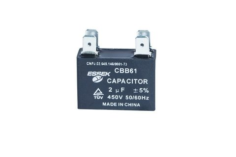 CAPACITOR DO MOTOR MIDEA CARRIER 42RYQB022515LA