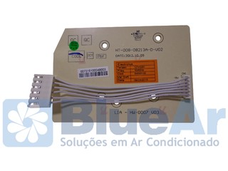 PLACA INTERFACE LT11F, LTC15, LT12F, LT15F, LTC10, LTC12  64500135  ORIGINAL
