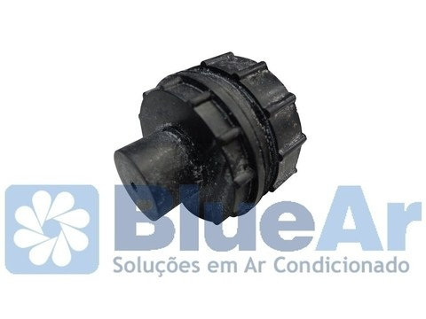 BUCHA DO  BLOWER PARA AR CONDICIONADO MIDEA CARRIER 42LUQC09C5