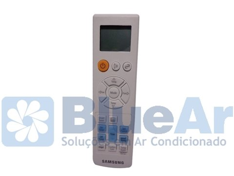 Controle remoto ar condicionado Samsung AS09ESBANXAZ, AS12ESBANXAZ, AS18ESBANXAZ, AS24ESBANXAZ - comprar online
