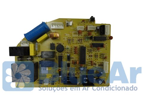 Placa eletrônica hi wall Rheem  RB1HW07HP2BE    RB1HW09HP2BE