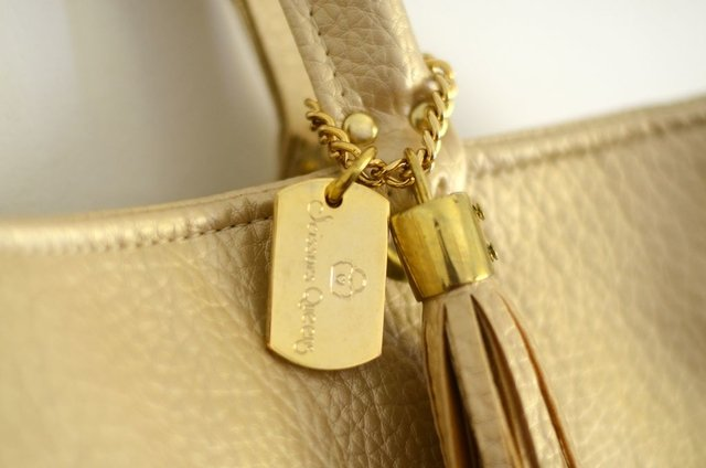 Cartera Diamond GOLD - scissorsqueens