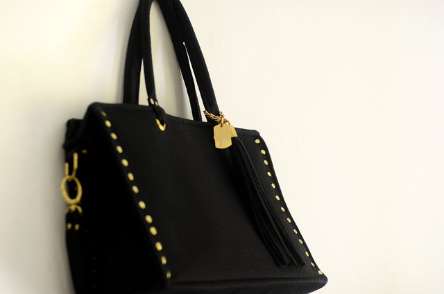 Cartera Diamond BLACK - scissorsqueens