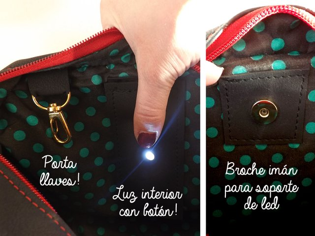 Mini Maletín Lumiére en internet