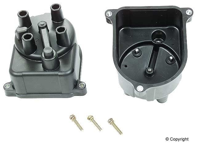 Kit tampa e rotor do distribuidor Honda Civic 1.6 16v 1992 a 2000