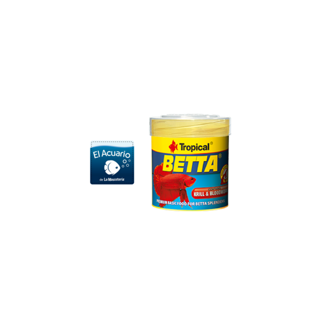Alimento Tropical betta x 15 grs