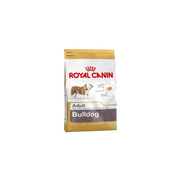 Royal Canin Bulldog Adulto x 12 kg