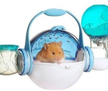 casa con centro de juego para hamsters habitrail comprar online