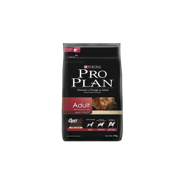 Pro Plan Adultos Large Breed - comprar online