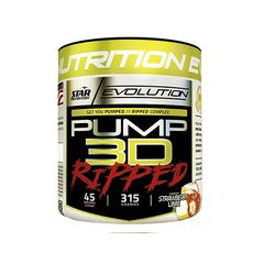 PUMP 3D RIPPED - Star Nutrition Evolution