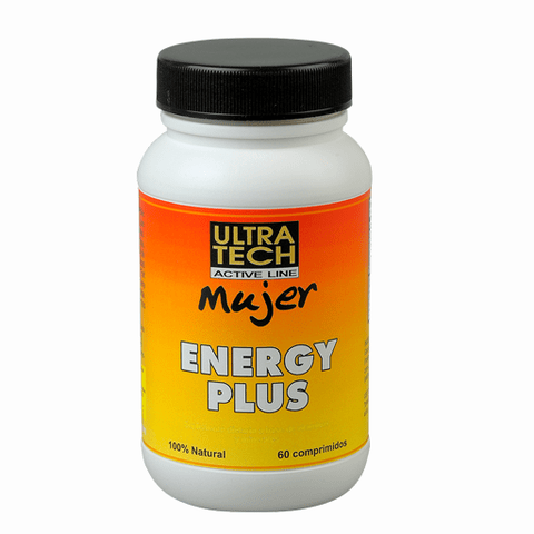 ENERGÍA PLUS MUJER x 60 comprimidos - UltraTech Active Line
