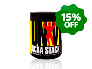 UNIVERSAL BCAA STACK