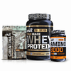 PACK PROTEINAS FULL - Whey Protein+Creatina+Amino - comprar online