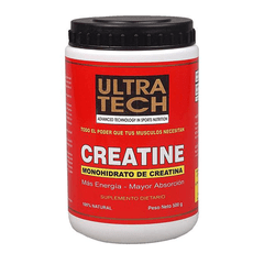 CREATINE x 300 grs - Ultra Tech