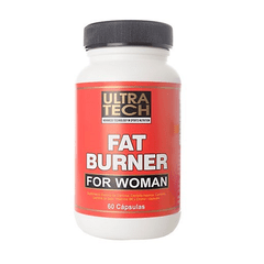 FAT BURNER for WOMAN x 120 cápsulas - Ultra Tech