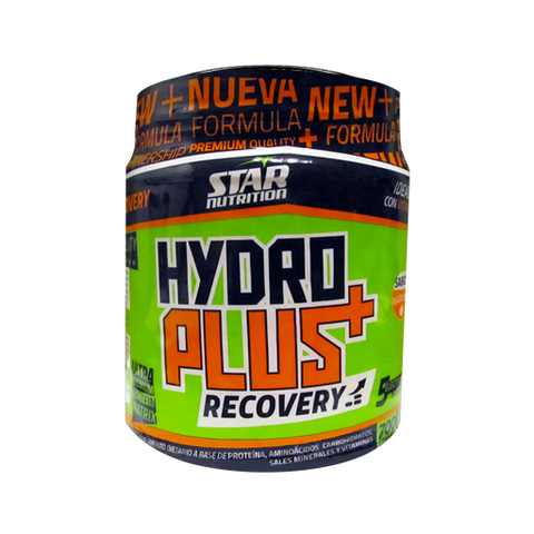HydroPlus Recovery x 700 grs - Star Nutrition - Reconstituyente