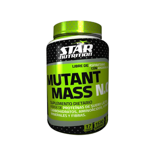 MUTANT MASS N.O. x 1,5 kg - Star Nutrition - comprar online