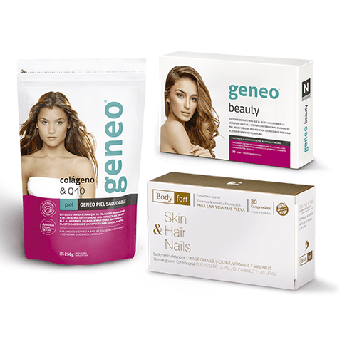 GENEO PIEL - GENEO BEAUTY - SKIN, HAIR & NAILS