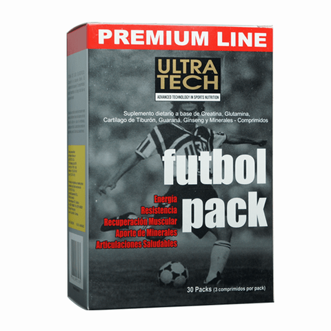 FUTBOL PACK x 30 packs - Ultra Tech