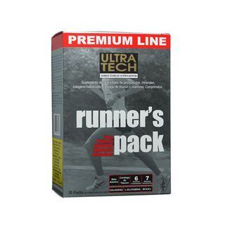 RUNNER`S PACK x 30 packs - Ultra Tech - comprar online