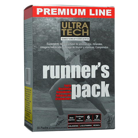 RUNNER`S PACK x 30 packs - Ultra Tech