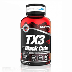 TX3 Black Cuts - Gentech