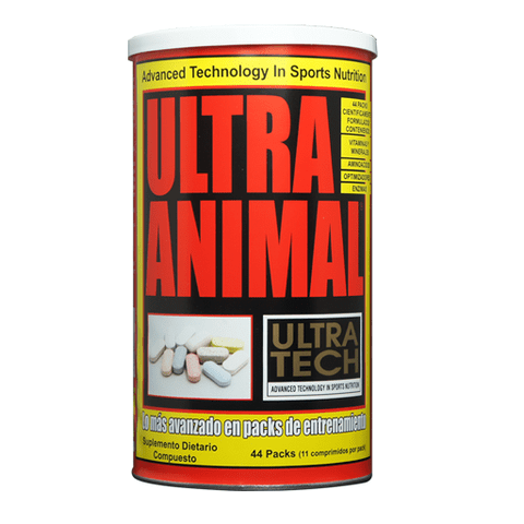 ULTRA ANIMAL x 44 sobres - UltraTech