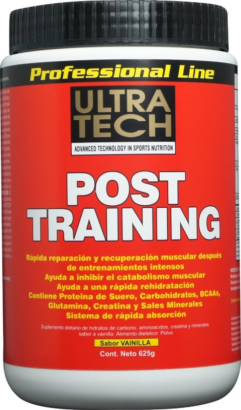 POST TRAINING x 625 grs- UltraTech