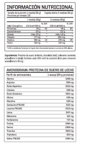 WHEY PROTEIN 3 Kg  - ENA - Nutrasalud