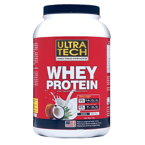 WHEY PROTEIN  x 1 kg - ULTRATECH