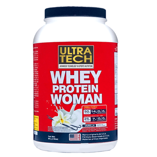 WHEY PROTEIN WOMAN x 907 grs -  UltraTech