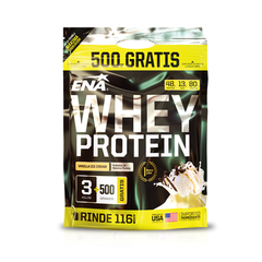 WHEY PROTEIN 3 Kg + 500 Grs