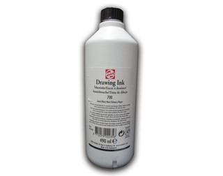 Tinta de dibujo Talens Drawing 490 ml
