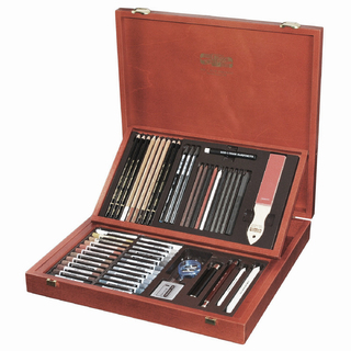 Maletin Koh-I-Noor Gioconda Art set 8896