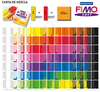 Pasta para modelar Fimo Soft bloque de 56 g color blanco