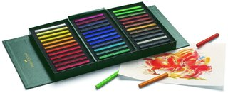 Pastel tiza Faber Castell Polychromos x 36 colores