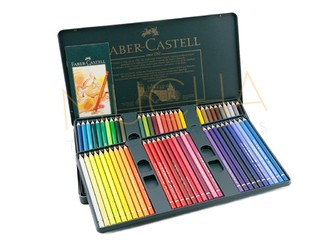 Lapices Faber Castell Polychromos x 60 colores