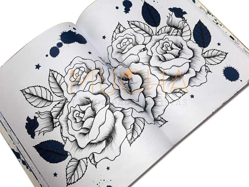 Atractivo Libros De Colorear Artísticos Componente - Dibujos Para ...
