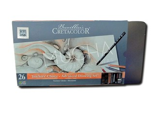 Set de Dibujo Cretacolor Teachers Choice