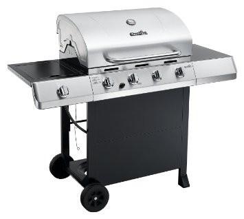 Churrasqueira Advantage Inox - 4B - CHAR BROIL
