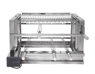 Elevgrill 704 PRIME + painel com motor - GIRAGRILL