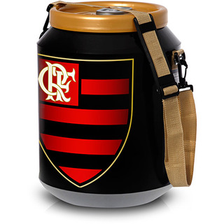 Cooler do Flamento para 12 latas - Doctor Cooler