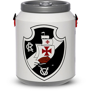 Cooler do Vasco da Gama - 12 Latas - Doctor Cooler