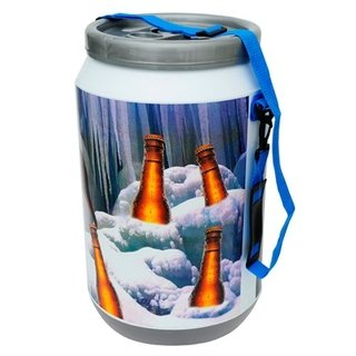 Cooler Pinguim - 24 latas - Doctor Cooler