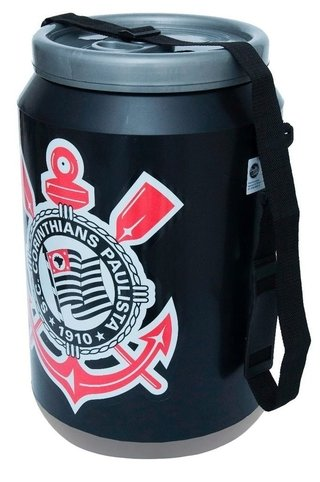 Cooler  do Corinthians - 24 latas - Doctor Cooler