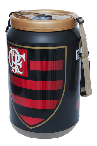 Cooler do Flamengo para 24 Latas - Doctor Cooler