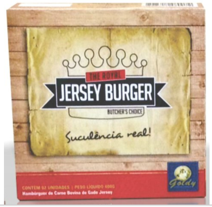 The Royal Jersey Burger