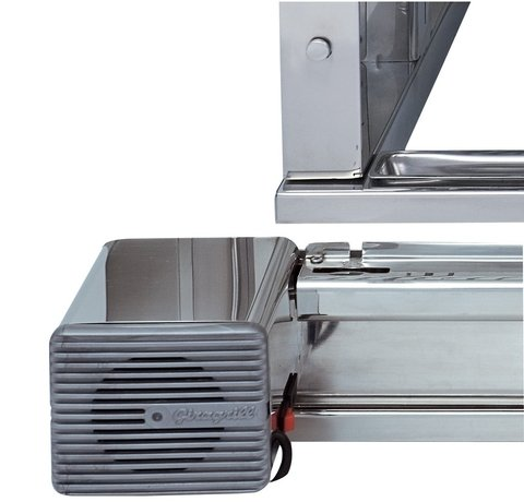 Elevgrill 704 PRIME + painel com motor - GIRAGRILL - loja online