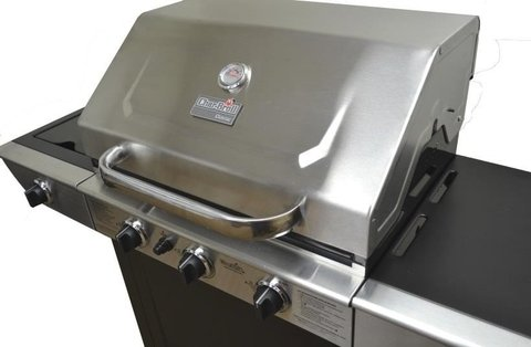 Churrasqueira Advantage Inox - 3B -CHAR BROIL na internet